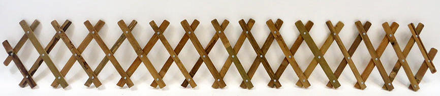 Bamboo Expandable Trellis