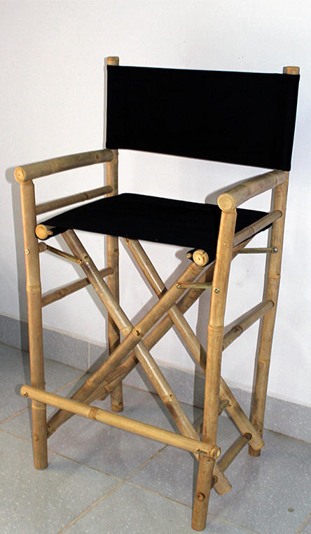 Bamboo Director Chairs