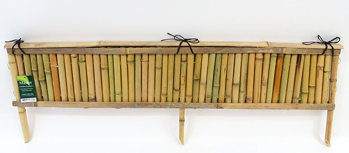 Bamboo Raised Bed