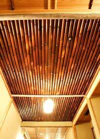Rolled Bamboo Fencing