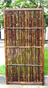 Black bamboo door BBD-36 & blackbamboodoor.jpg