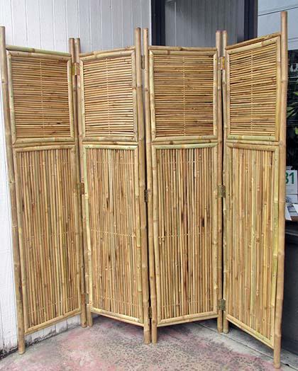 Bamboo Screen Divider
