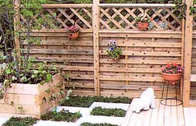 wpf66l cedar fence panel wpf64l 4u0027h x 6u0027l attached to posts