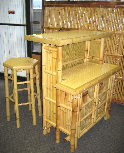 Bamboo Display Products
