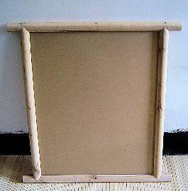 wood poster sign frame - Wooden Poster Frames