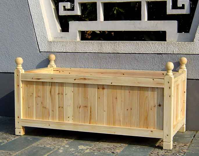 Estate Cedar Wood Planter