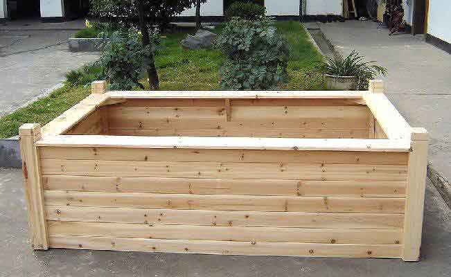 cedar bed of plans raised boards luxury beds ve for able garden crafts home wood