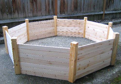 octagon planter box plans 3