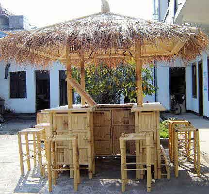 Bamboo Tiki Hut Bar
