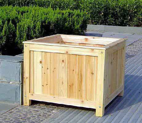 How To Build An Outdoor Deck Box
