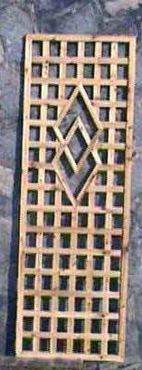 Wood Garden Trellis Plans Wooden Work