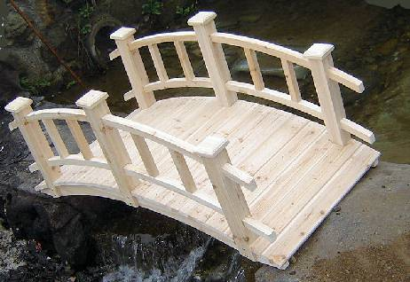Single Rail Garden Bridges Double Rail With Blusters. 3u0027, 4u0027, 5u0027, 6u0027, 8u0027  And 10u0027 Span 5u0027 And 6u0027 Bridges Span