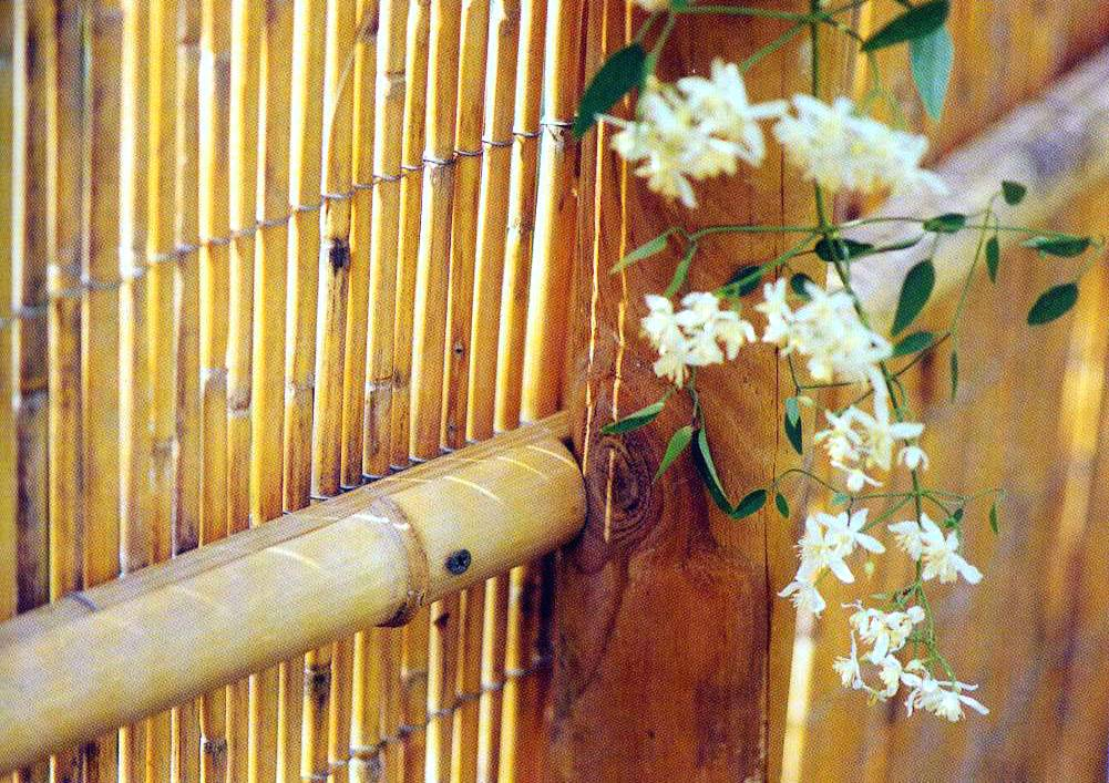 decor split bamboo fencing outdoor decorations.htm installing rolled fence  installing rolled fence